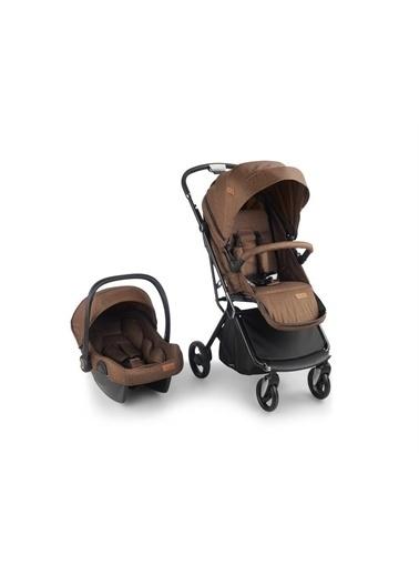 Baby2go Baby2go 2040 prestige travel sistem bebek arabası Gri